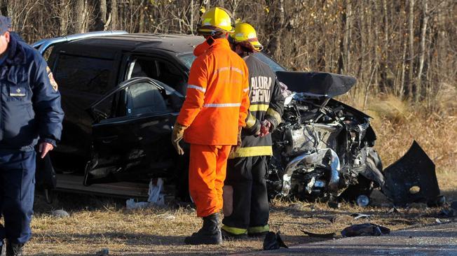 Campagnaro grave dopo incidente d'auto C_27_p10