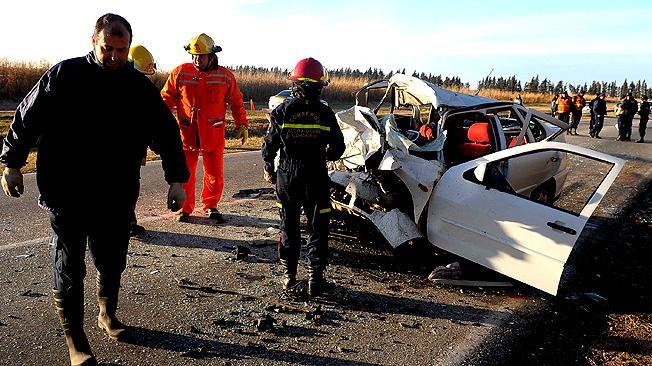 Campagnaro grave dopo incidente d'auto C_27_p13